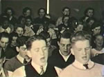 50s high school choir